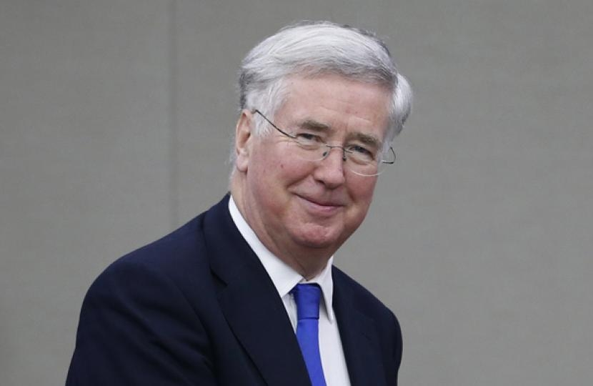 Rt Hon Sir Michael Fallon